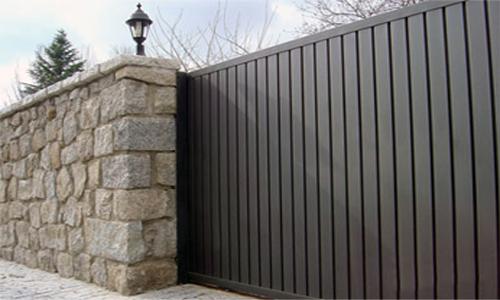Puertas y vallas tudelsan - Puerta de lamas ...